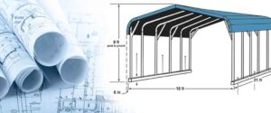 carport blueprint